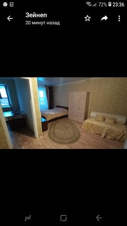 Квартира в центре Парк Победы 1000 тенге в час, не менее 2 часов