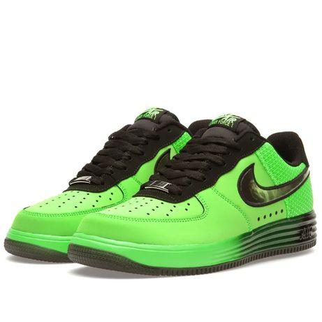 Маратонки Nike Lunar Force 1 LTR Poison Green/Black