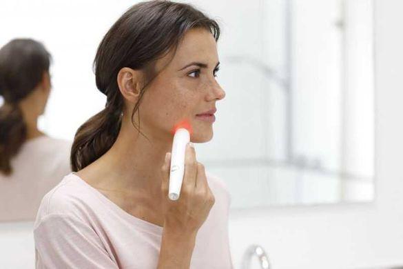 Писалка за фототерапия против акне и проблемна кожа Medisana DC 300