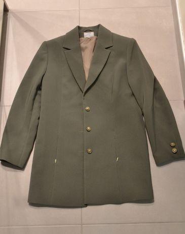 Дамски костюм пола и сако XL есен-зима