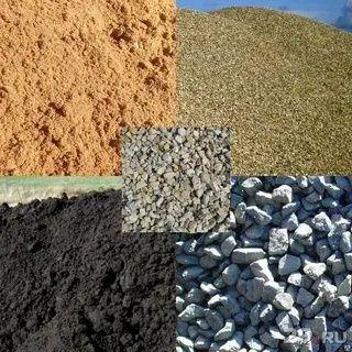 Продам землю песок
