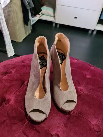 Sandale din piele natural Altelier Faiblesse