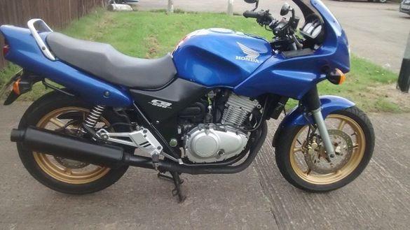 Honda cb500 s