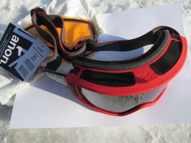 Ochelari de zapada ANON - Rosi - NOI - cu lentila de schimb