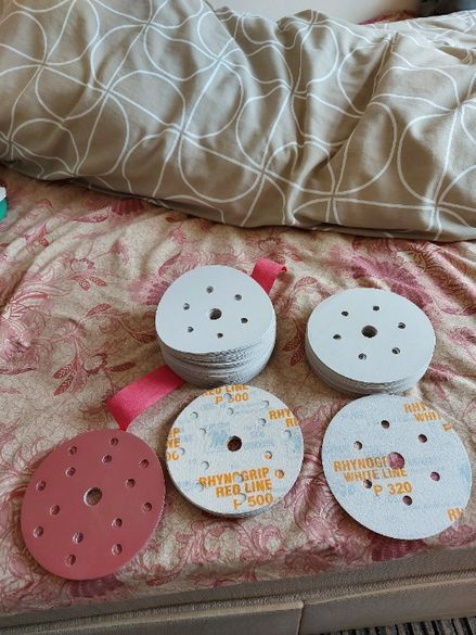 Шкурки диск