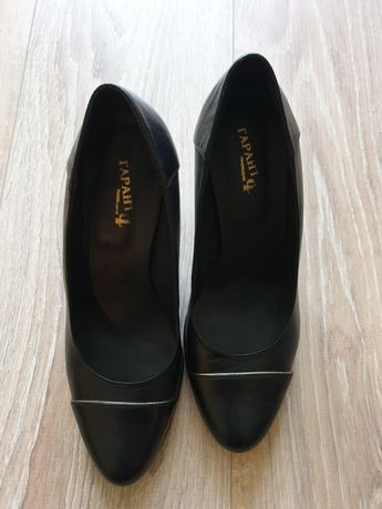 Дамски обувки, естествена кожа, нови