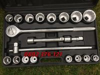 Куфар с инструменти 21 части KRAFT -2019 Камионджийско гедоре