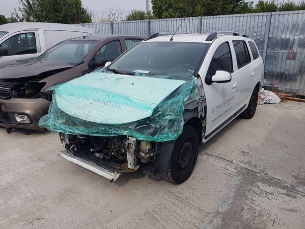 Dacia logan lovit avariat mcv