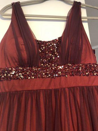 Rochie de seara, lunga , elegantă mar 38-40