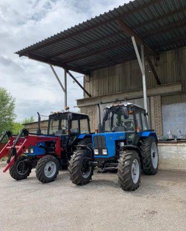 ПРОДАМ трактор мтз-82.1 есть разные варианты звоните...