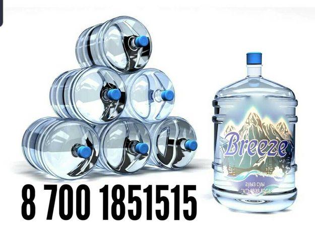 Питьевая вода 19л. Доставка