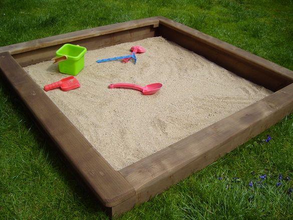 Пясъчник за малки деца