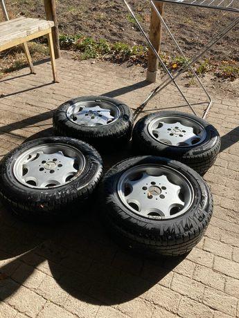 Зимние шины с диском в хорошем состоянии
