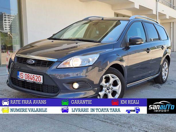 Ford Focus / 2008 / 1.6 TDCi / Rate fara avans / Garantie