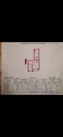 Продается 2 комнатная квартира Жубанова 23 жк молодая семья