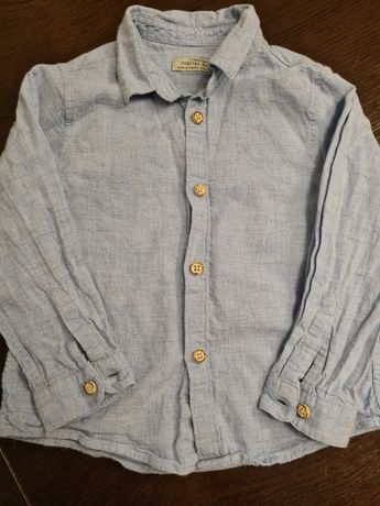 Риза Zara baby 3-4г.