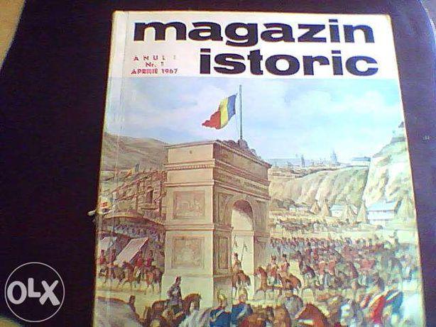magazinul istoric