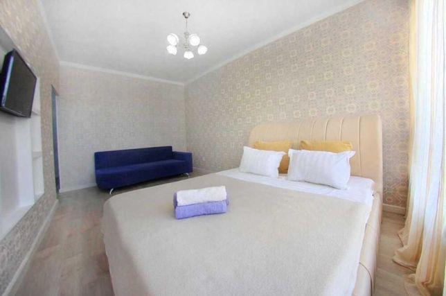 Квартира посуточно в Жк Арай на Сатпаева Жарокова рядом с Трц Глобус