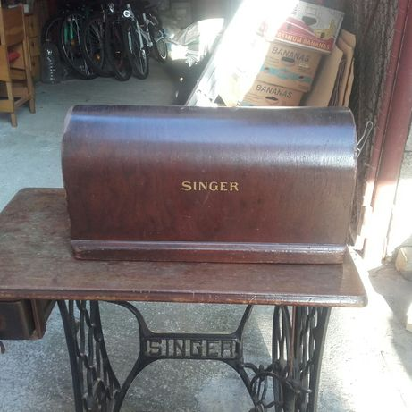 Singer, masina de cusut