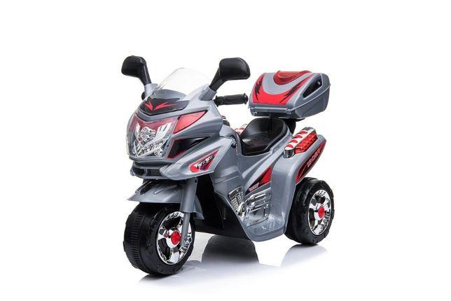 Mini Motocicleta electrica cu 3 roti 183099 STANDARD #Silver