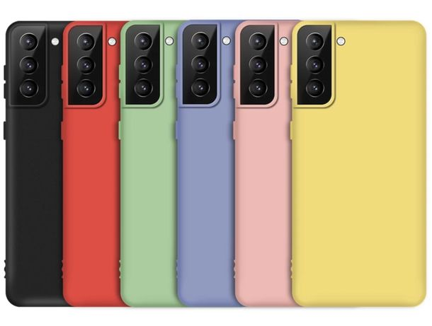 Samsung S20 S21 S20+ S21+ S20 / S21 ULTRA Husa LEVEL Slim Cu Catifea