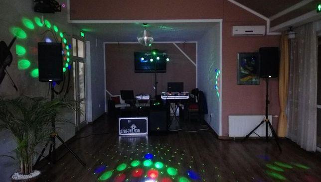 DJ Focsani. Sonorizari & Foto video evenimente (Inchirieri boxe)