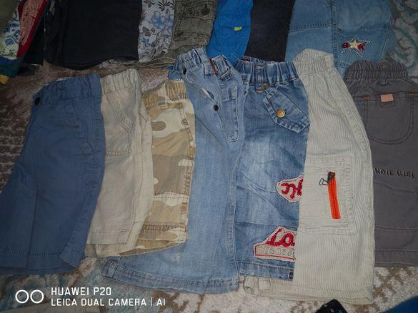 Тениски, дънки, панталонки и други за 4-5г