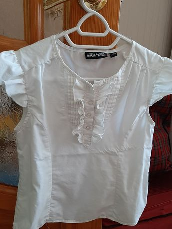 3000т.иШкольная блуза