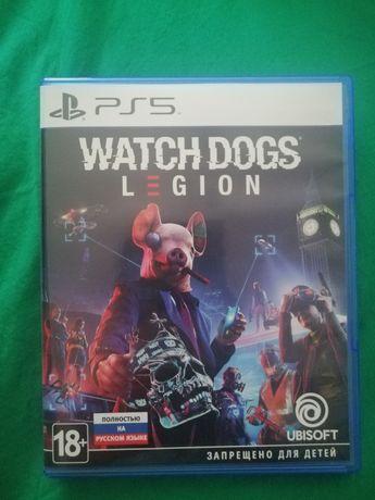Продам игру на PlayStation 5 лицензированая на русском
