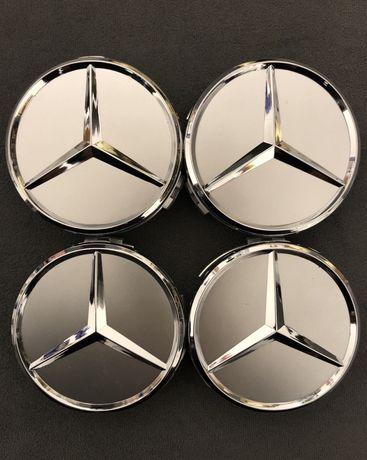 Capace Roti/Jante Mercedes Class gri Arginti Silver 75mm A C E CLA/CLK