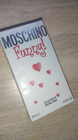 Moschino Funny  женская туалетная вода