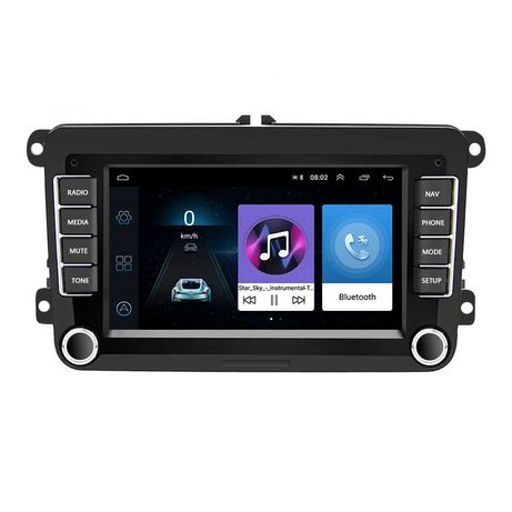 Navigatie dedicata Android WIFI BT VW Passat Golf Tiguan Skoda Seat