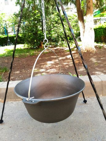 Ceaun fonta pura 7,2 litri