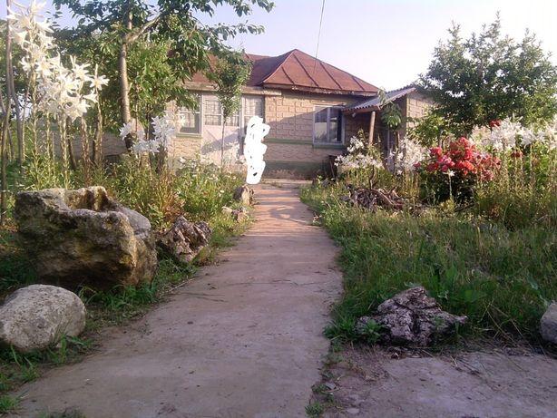 Casa semilocuibila ( batraneasca ) OGRAZILE , com. MEREI
