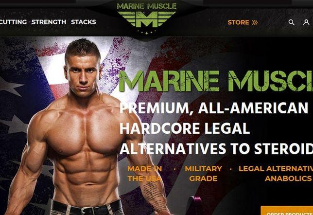 Gunner Creștere Musculară înlocuitor la steroid Made în SUA
