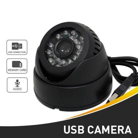 Видеокамера внутренняя с записью на флешку