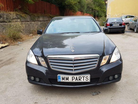 Mercedes W212 E250CDI 204кс 651 автоматик седан НА ЧАСТИ!