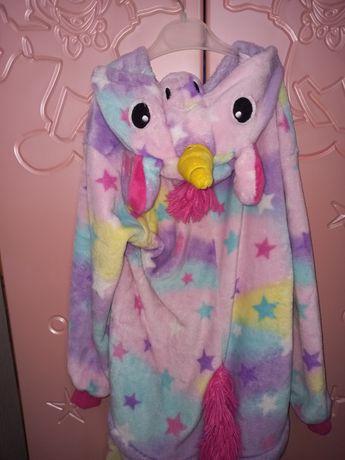 Кигуруми (пижама)единорог