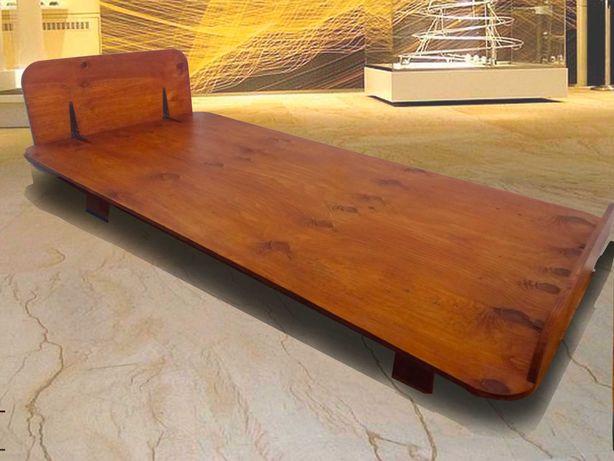 Кровать одноместная ортопедическая из цельной фанеры Можно на 3аказ
