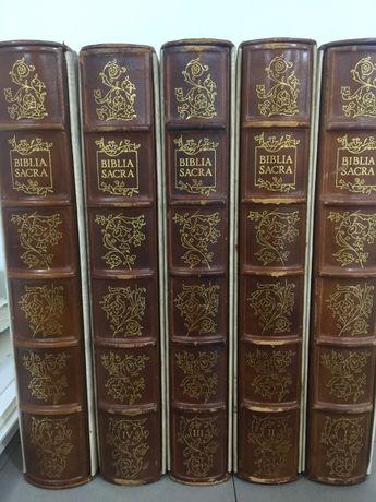 Biblia Sacra -Salvador Dali 1967completa cu toate cele 105 litografii