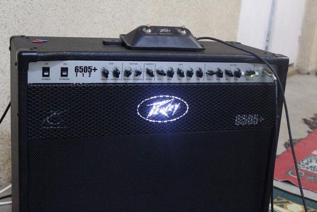 "Amplificator Chitara Peavey 6505+ 1*12"" Combo"