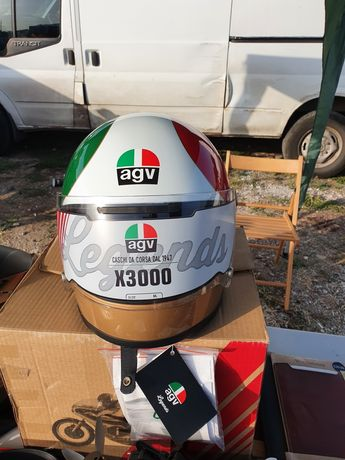Cască AGV X3000 AGO