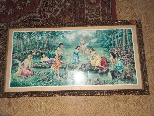 Vând tablouri vechi