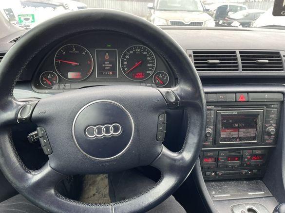 Audi A4 B6 2.5tdi на части