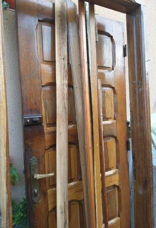 Usa lemn masiv Stejar