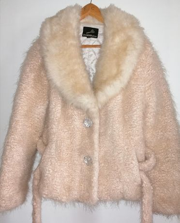 Голям размер зимно палто!
