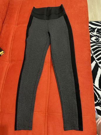 Pantaloni / stil colant/ material grosut