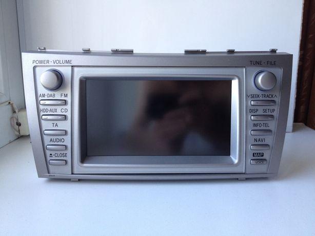 Магнитола камри 40 / Camry 40 оригинал