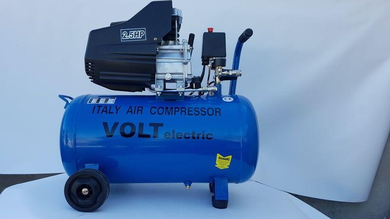 компресор за въздух Volt Electric с обем на съда 25 литра гр. Хасково - image 1