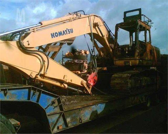 Excavator KOMATSU PC160 LC-7K la dezmembrat